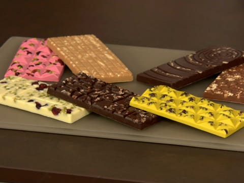 Home-Made Chocolate Blocks - 53
