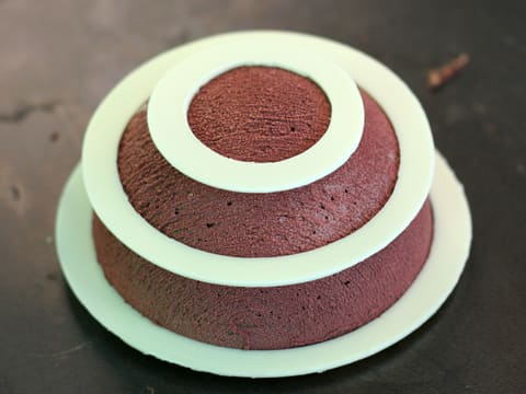 Chocolate Dome Cakes - 67