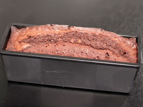 Chocolate Loaf Cake - 17