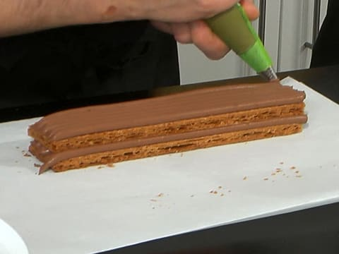 Chocolate Millefeuille - 77