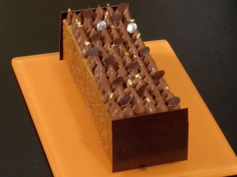 Chocolate Millefeuille - 95