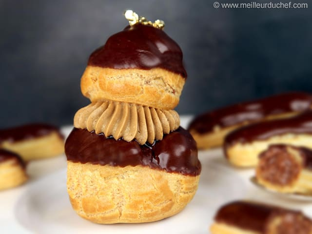 Chocolate Religieuses