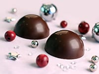 Chocolate Spheres