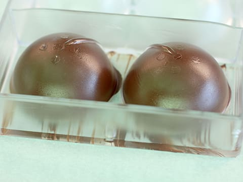 Chocolate Spheres - 15
