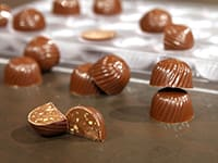 Chocolates with Praline Filling