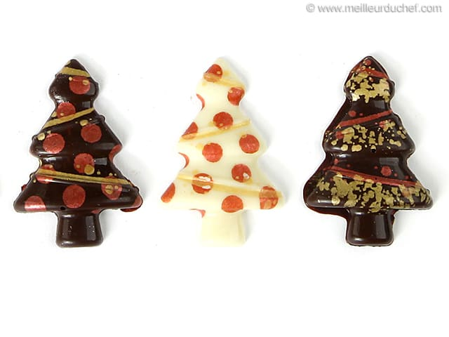 Christmas Chocolates (with Transfer Mould)