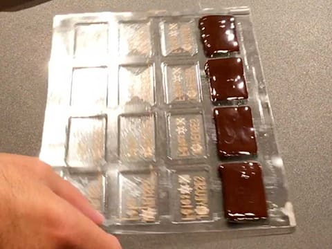 Christmas Chocolates (with Transfer Mould) - 10