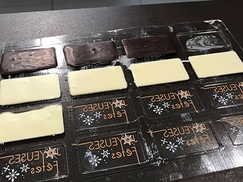 Christmas Chocolates (with Transfer Mould) - 15