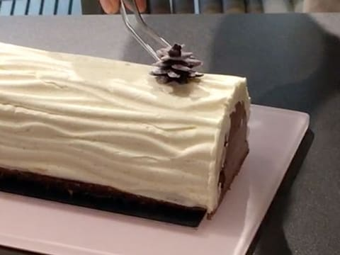 Black Forest Yule Log - 57