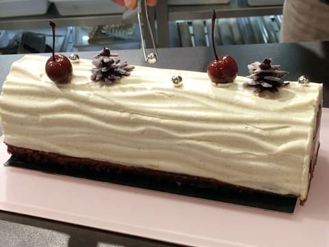 Black Forest Yule Log - 59
