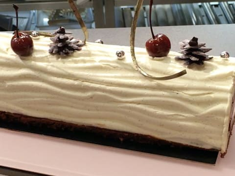 Black Forest Yule Log - 60