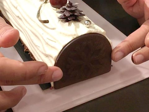 Black Forest Yule Log - 61