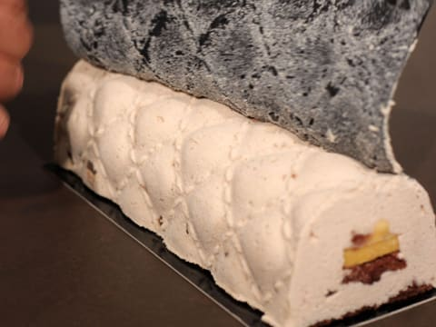 Chestnut Yule Log - 65