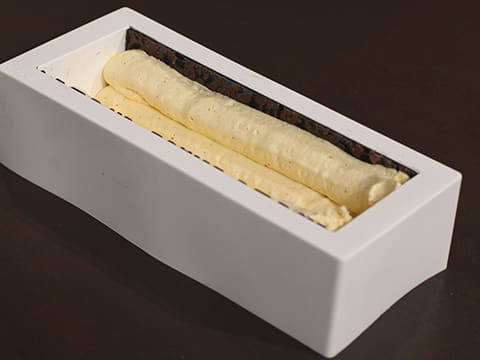 Three-Flavour Ice Cream Yule Log - 72