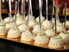 Coconut & Lime Mini Bites