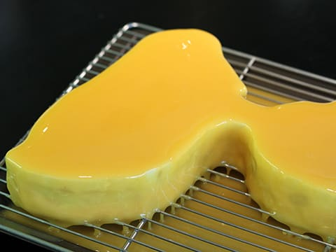 Coconut & Pineapple Entremets - 98