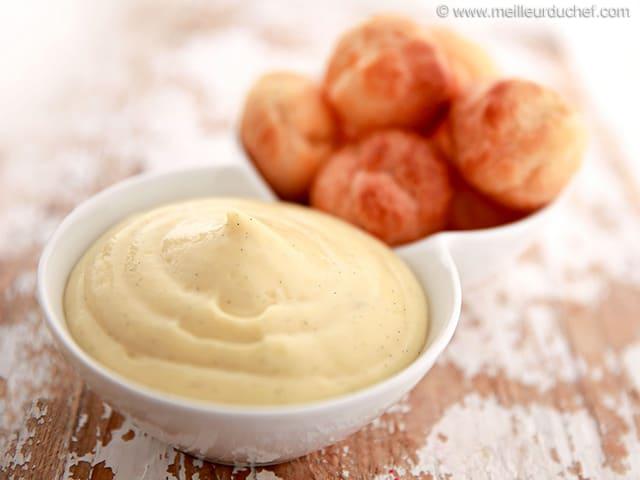 Crème Pâtissière - Our recipe with photos - MeilleurduChef.com