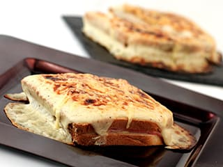 Croque Monsieur with Béchamel Sauce