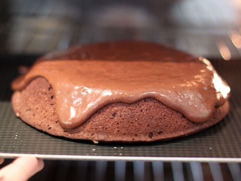 Double Chocolate Cake - 19