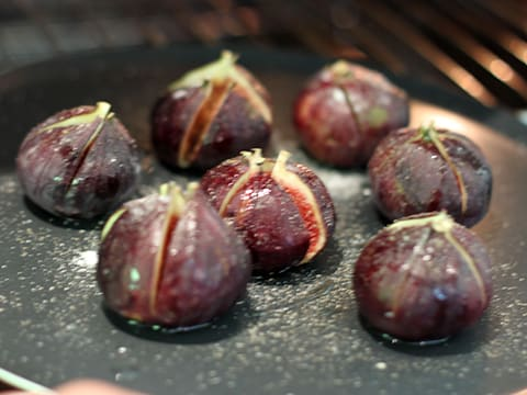 Duck Magret with Figs - 17