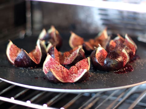 Duck Magret with Figs - 18