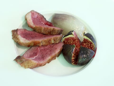 Duck Magret with Figs - 28