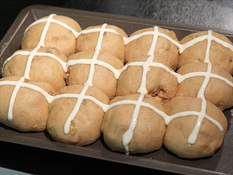 Hot Cross Buns - 30