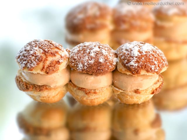paris brest clairs recipe with images. Black Bedroom Furniture Sets. Home Design Ideas