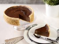 Chocolate Flan Pâtissier