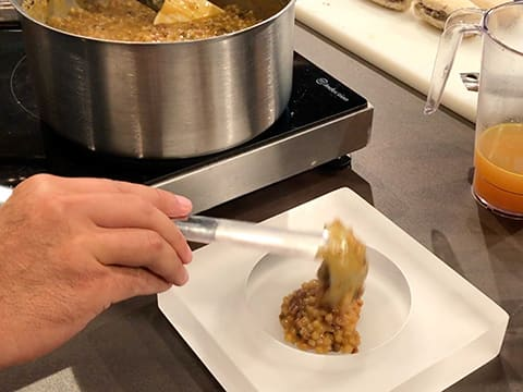 Fregola Sarda Risotto with Black Truffle - 30
