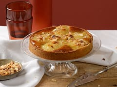 Tarte Bourdaloue (French Pear Tart)