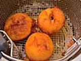 Frying battered food - 3