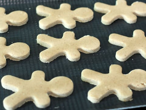 Gingerbread Men Cookies - 14