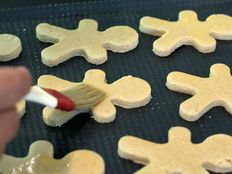 Gingerbread Men Cookies - 15