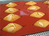 Hazelnut Financiers - 11