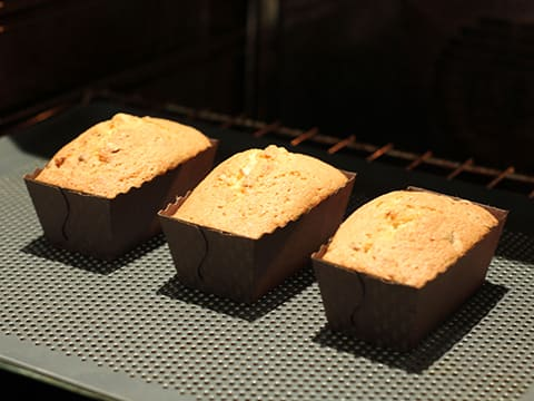 Mini Hazelnut Loaf Cakes - 19