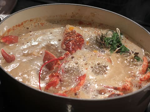 Lobster Bisque - 19