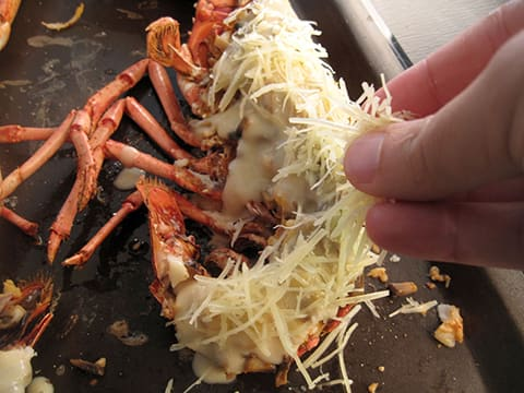 Lobster Thermidor - 28