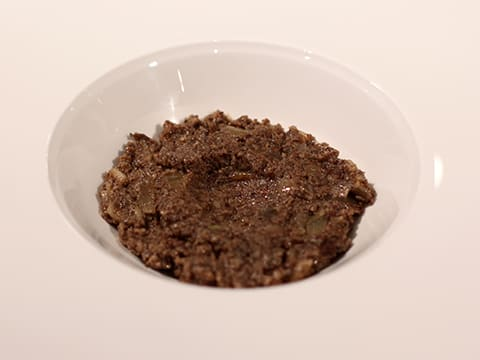 Slow-Cooked Egg with Black Truffle - 30