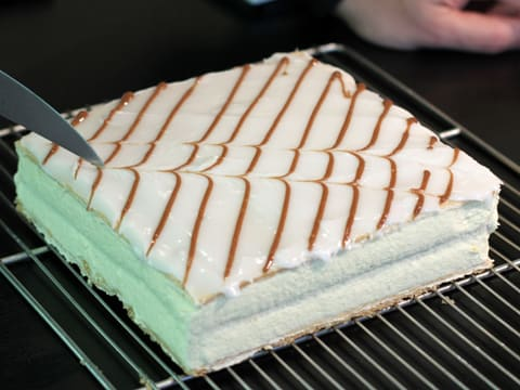 Mille-feuille Fondant Icing - 20