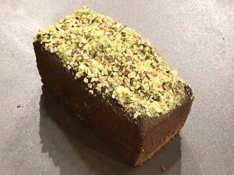 Super Moist Pistachio Loaf Cake - 25