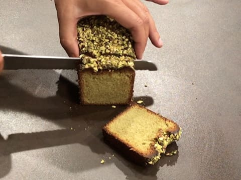 Super Moist Pistachio Loaf Cake - 26