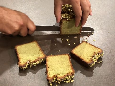 Super Moist Pistachio Loaf Cake - 27