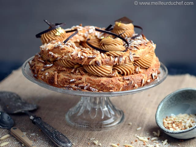 Paris Brest Our Recipe With Photos Meilleurduchef Com