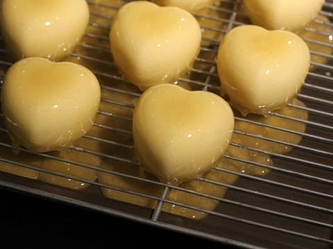 Passion Fruit Hearts - 80