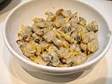 Pasta Salad with Cockles - 9