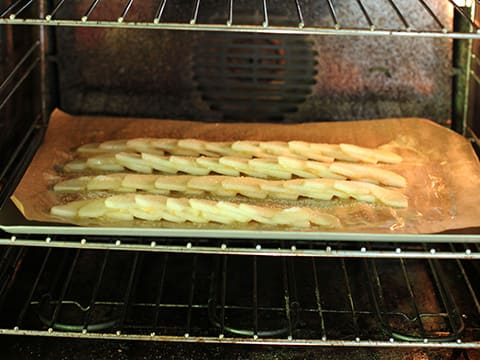 Puff Pastry Pear Roses - 10