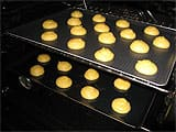 Piping and Baking Choux Buns - 6