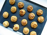 Piping and Baking Choux Buns - 8