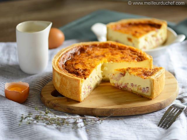 Quiche Lorraine Recipe With Images